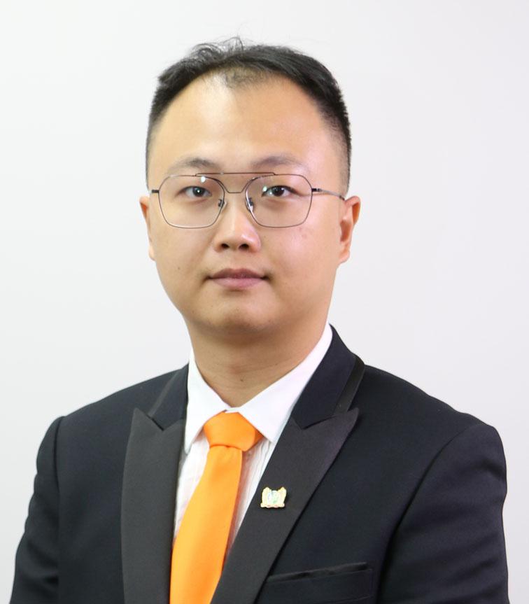 hr. Chuanrui Wang BSc.