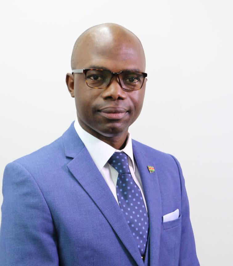 hr. drs. André Th. Misiekaba