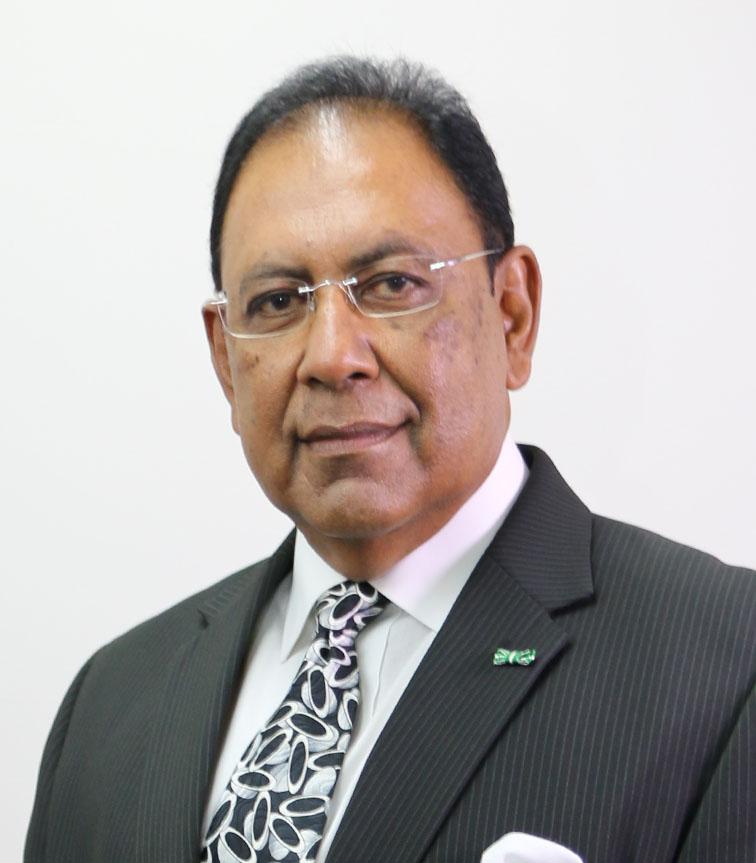 hr. Sham S. Binda
