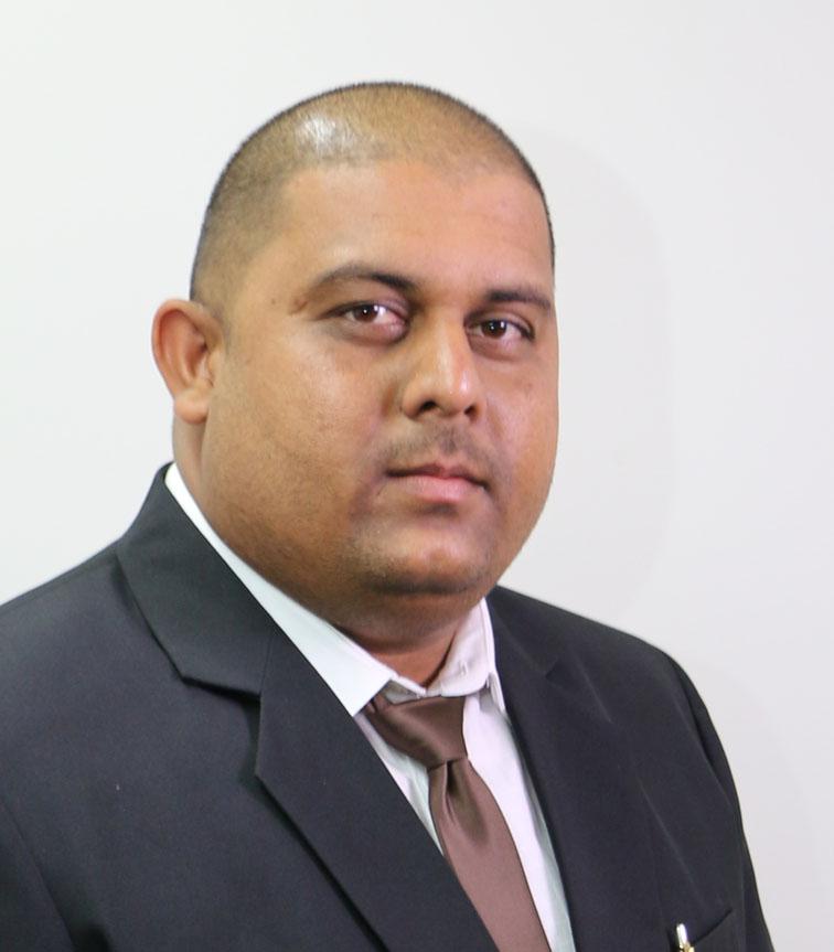 hr. Jayant Lalbiharie