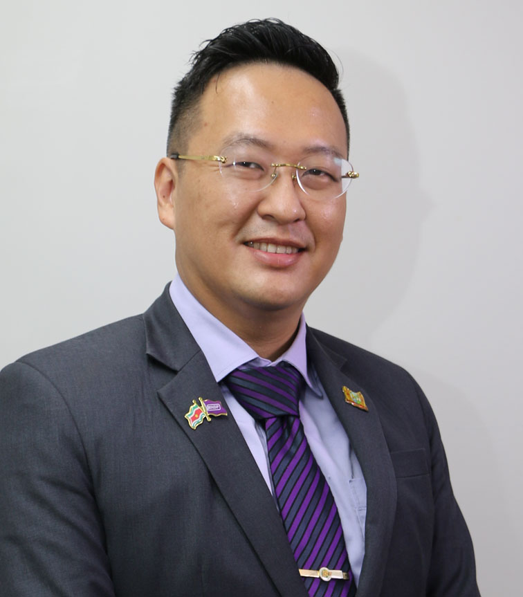 hr. ir. Stephen Tsang