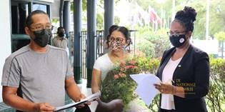 Burgers vragen aandacht voor gezondheidssituatie in Suriname